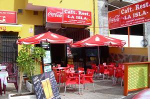 Cafetería  La Isla