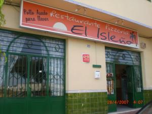 Restaurante Pizzería El Isleño