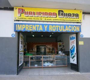 Publicidad Guaza