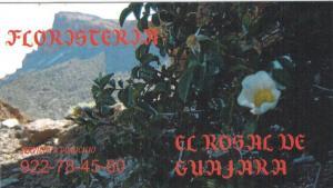 Floristeria El Rosal de Guajara