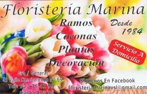 Floristería Marina
