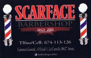Scarface Barbershop