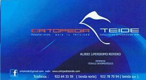 Ortopedia Teide