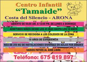 Centro Infantil Tamaide
