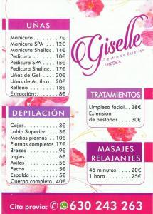 Centro de Estética Giselle