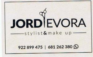 JORDI EVORA STYLIST & MAKE UP