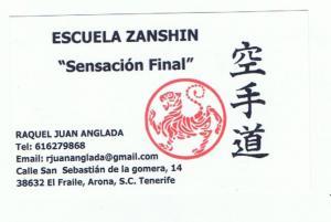 Escuela  Zanshin
