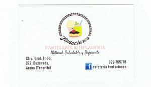 Pastelería & Heladería Tentaciones