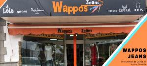 Wappos Jeans
