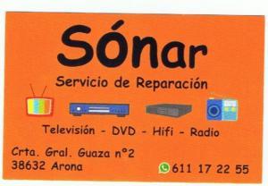 SÓNAR Servicio de Reparación