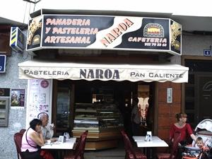 Boutique del Pan Naroa