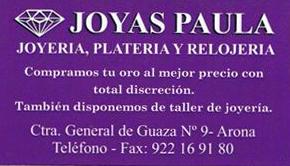 Joyas Paula