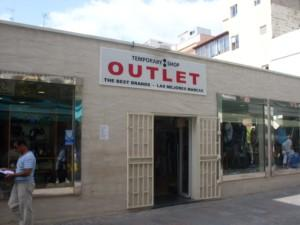The Temporary Outlet Shop