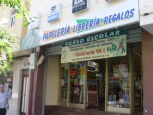 Librería Aliz