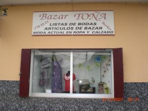 Bazar Toña